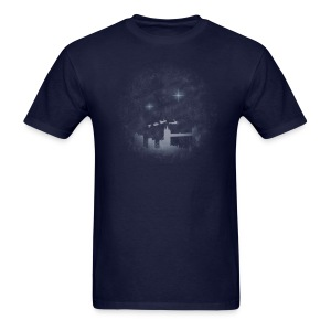 Men's Second Star - Men's T-Shirt