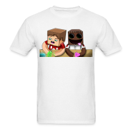 T-Shirts ~ Men's T-Shirt ~ Chilled Loves Ze (Light T-Shirt