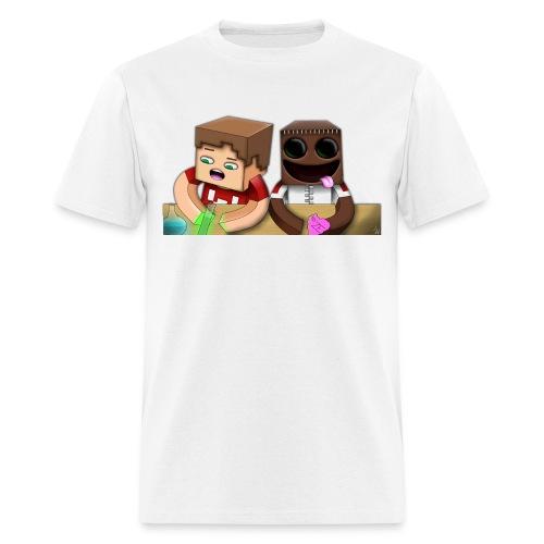 Chilled Loves Ze (Light T-Shirt - Men's T-Shirt