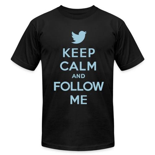 Follow Me  - Men's Fine Jersey T-Shirt
