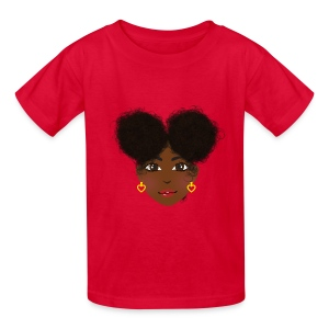 Natural Puffs - Kids' T-Shirt