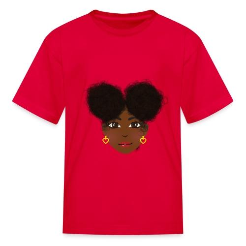 Natural Puffs - Kids' T-Shirt