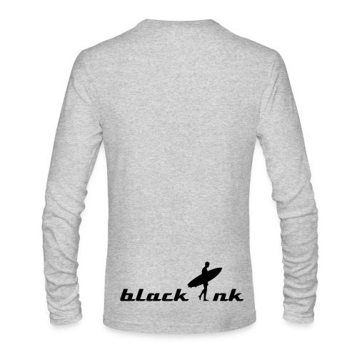 black ink talk story - Men's Long Sleeve T-Shirt by Next Level