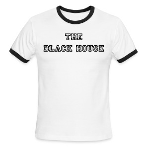 The Black House VIP - Men's Ringer T-Shirt