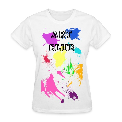 Art Club Shirt - Women's T-Shirt