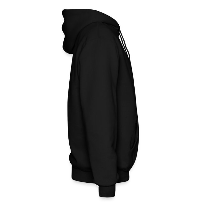 AFM Grunge Logo Zipper Hoodie