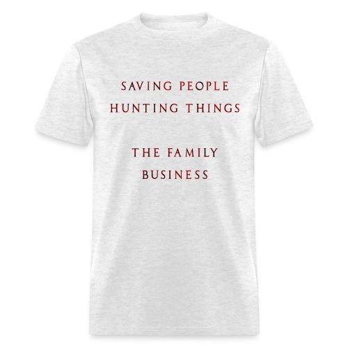 The Family Business - Men's T-Shirt