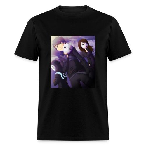 Trio - Men's T-Shirt