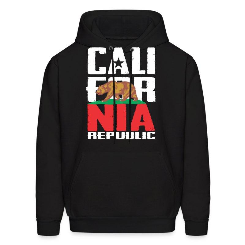 California hoodies for men