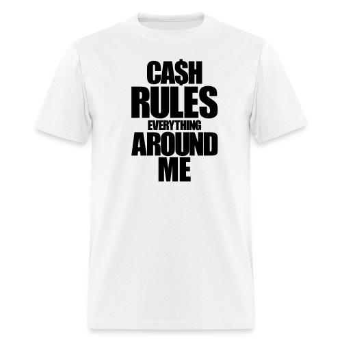 C.R.E.A.M Tee - Men's T-Shirt