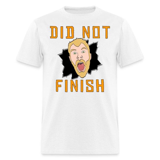 Did Not Finish Shirt