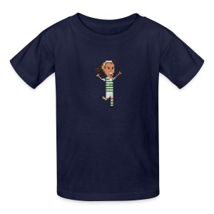 Kids T-Shirt - Dreadlocks celebration - Kids' T-Shirt