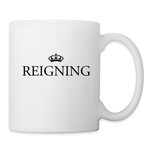 Gin O'Clock Reigning Mug - Coffee/Tea Mug