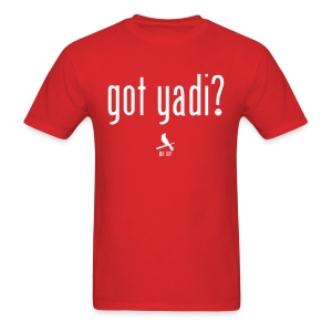 Got Yadi? We Do. - Men's T-Shirt