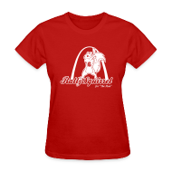Women's T-Shirts ~ Women's T-Shirt ~ Rally Squirrel for Stan the Man - Womens