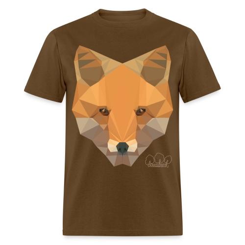 Men's Sly Fox Standard weight t-shirt  - Men's T-Shirt
