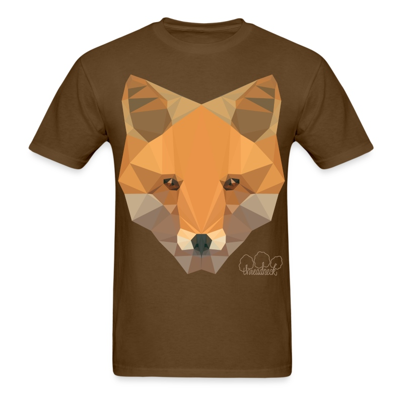 Men's Sly Fox Standard weight t-shirt  - Men's T-Shirt