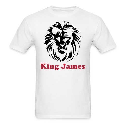Lebron James Shirt - Men's T-Shirt