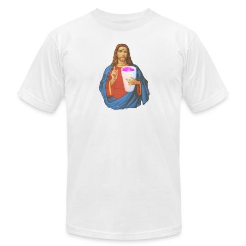 Third Eye Jesus - Men's  Jersey T-Shirt