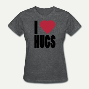 I Heart Hugs - Women's T-Shirt