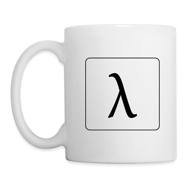 Math ∩ Programming Mug