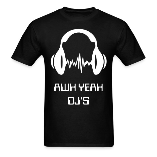 DJ Men - Men's T-Shirt