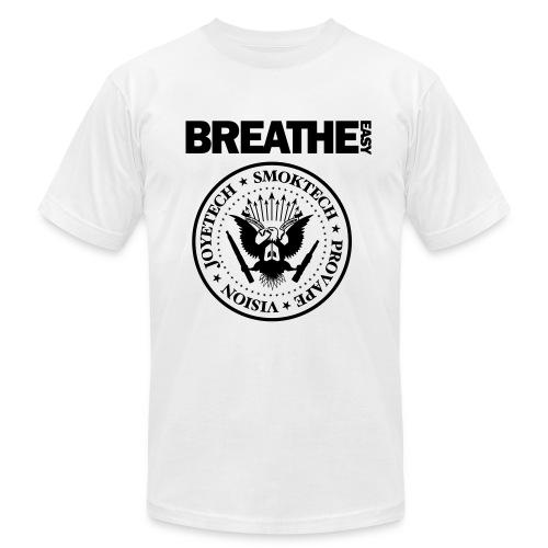 Breathe Easy Ramones Tee  - Men's Fine Jersey T-Shirt