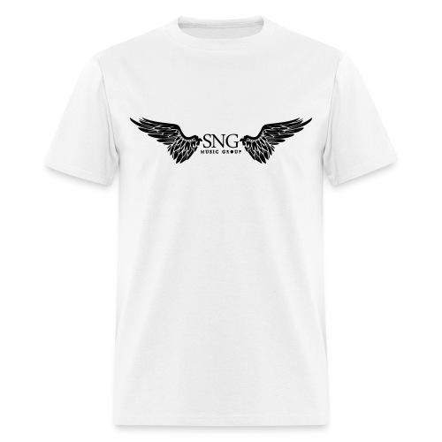 flock print - Men's T-Shirt