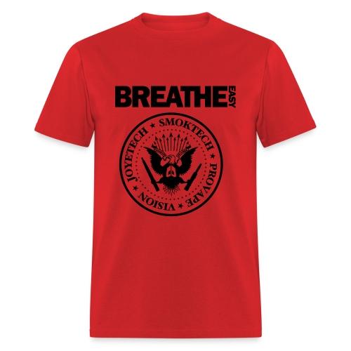 Breathe Easy Ramones Tee  - Men's T-Shirt