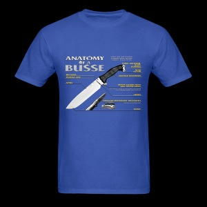 Anatomy of a Busse Lightweight Tee - Men's T-Shirt