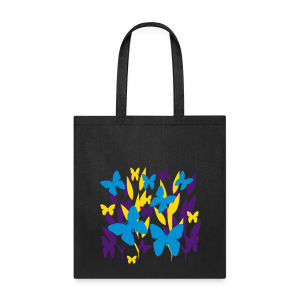 butterfly garden - Tote Bag