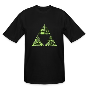Zelda - Men's Tall T-Shirt