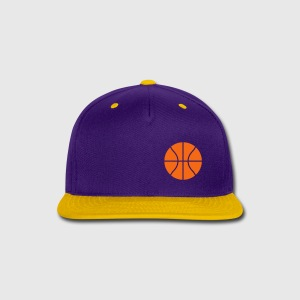 Basketball Caps - Snap-back Baseball Cap