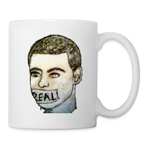 Peace.Love.Real. Kid - Coffee/Tea Mug