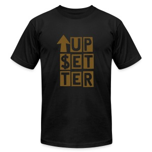 UP$ETTER - Men's Fine Jersey T-Shirt