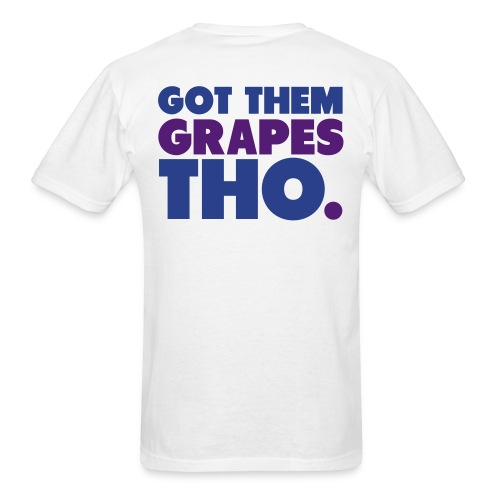 Grapes T-shirt - Men's T-Shirt