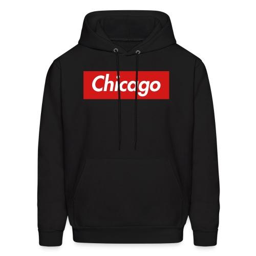 Chicago Tech Box  Hoodie - Men's Hoodie