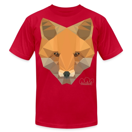 Sly Fox Men's T-Shirt by American Apparel  - Men's Fine Jersey T-Shirt