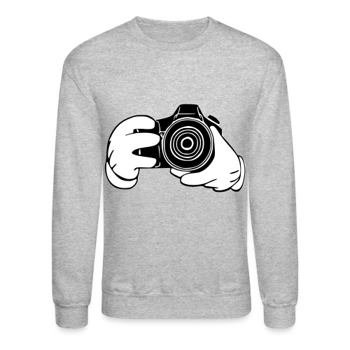 Camera Crewneck  - Crewneck Sweatshirt