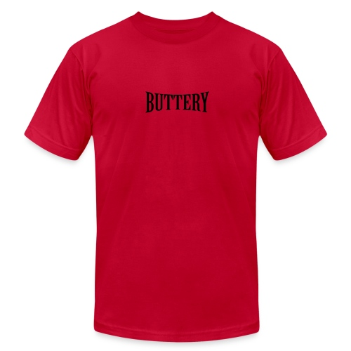 Buttery - Men's T-Shirt by American Apparel