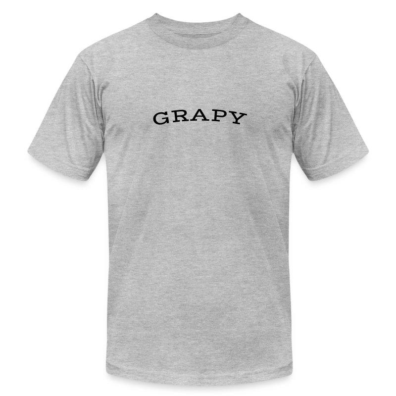Grapy - Men's Fine Jersey T-Shirt