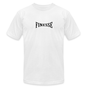 Finesse - Men's T-Shirt by American Apparel