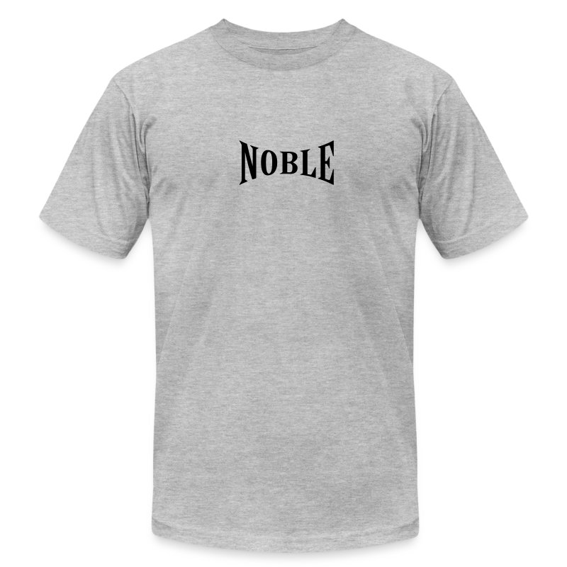 Noble - Men's T-Shirt by American Apparel