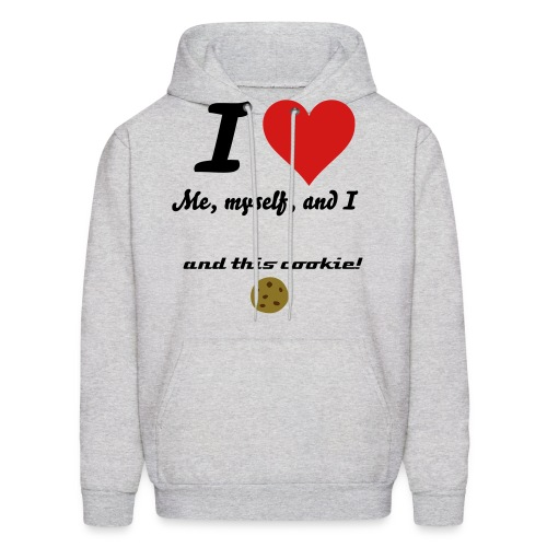 i love myself - Men's Hoodie