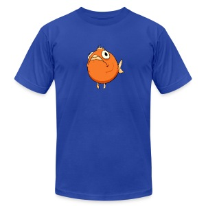 Blarb Fish (M) - Men's T-Shirt by American Apparel