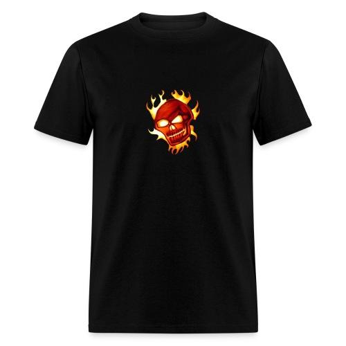 Voodoo Skull small image - Men's T-Shirt