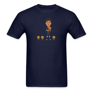 Men T-Shirt - Four golden balls - Men's T-Shirt