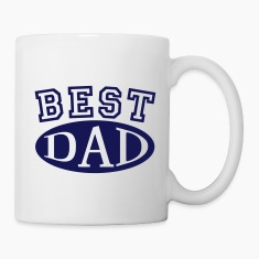 best dad Bottles & Mugs