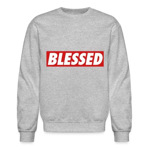 Blessed crew neck sweatshirt - Crewneck Sweatshirt