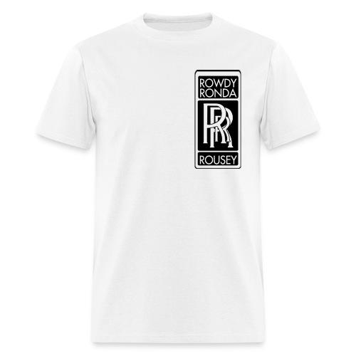 'Rowdy' Ronda Rousey - Rolls Royce - Men's T-Shirt